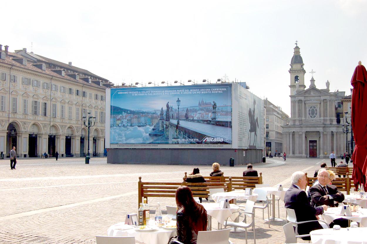 Nuova partnership tra la RetròEstate e la Urban Vision Spa in esclusiva per Torino Città Metropolitana